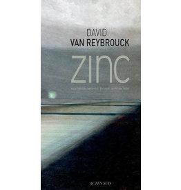 VAN REYBROUCK David Zinc