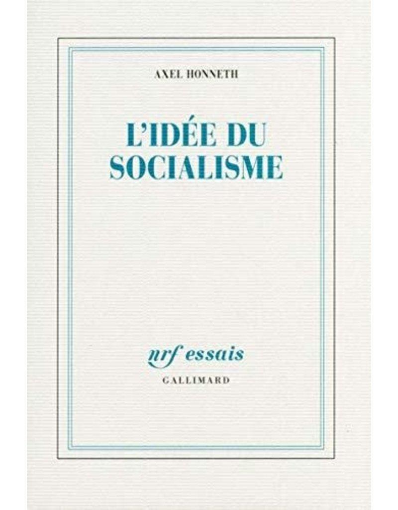 L'idée du socialisme