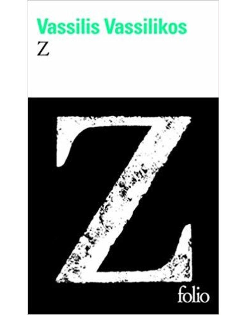 COMBEROUSSE Pierre (tr.) Z (poche)