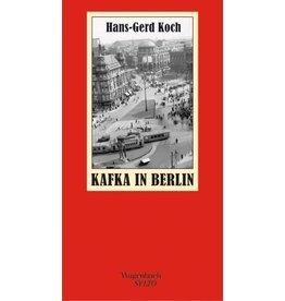 LITERARISCHE EINLADUNG Kafka in Berlin