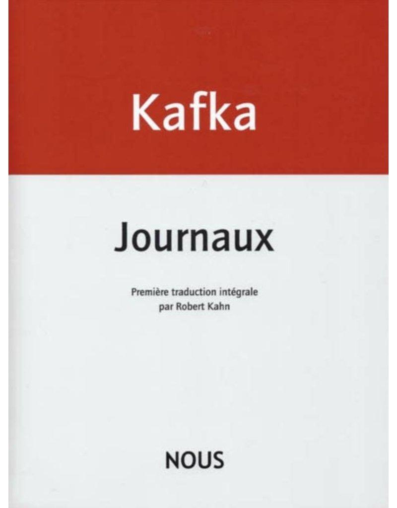 Kafka - Journaux
