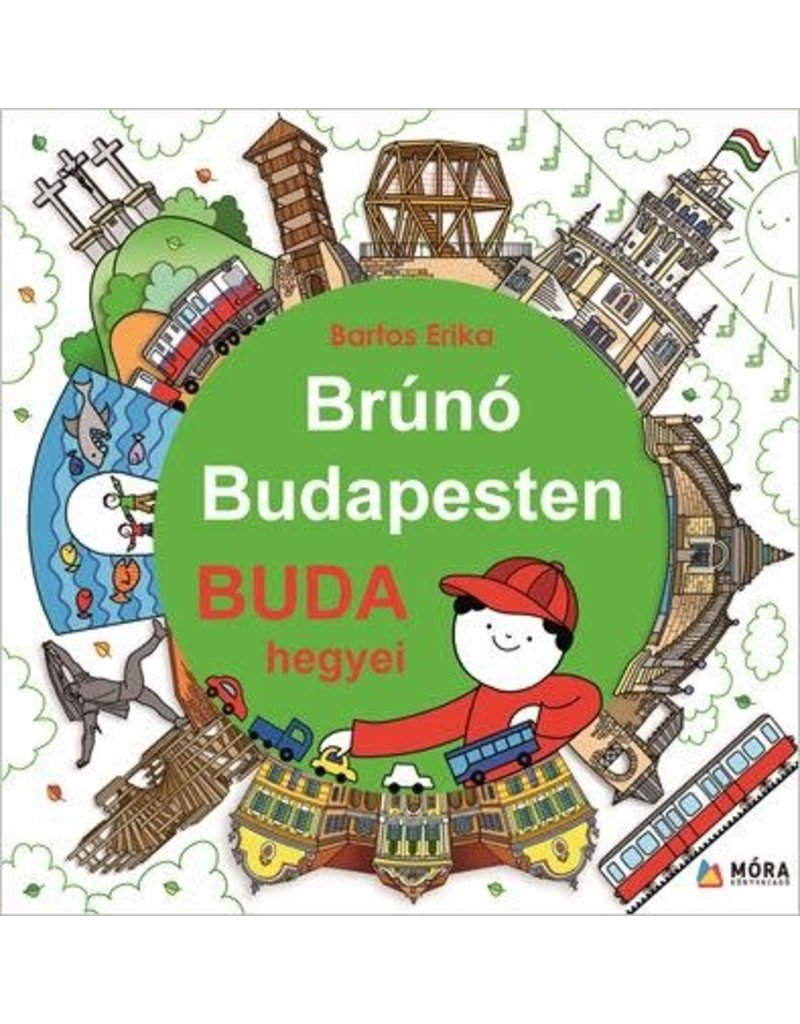 Bruno Budapesten, Buda Hegyei