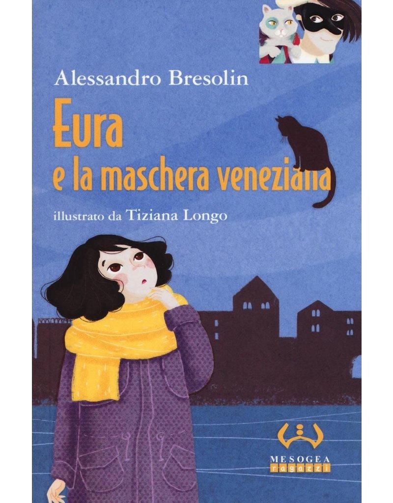 Eura e la maschera veneziana
