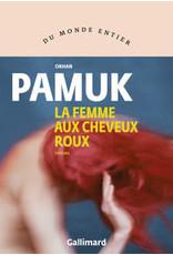 PAMUK Orhan La femme aux cheveux roux