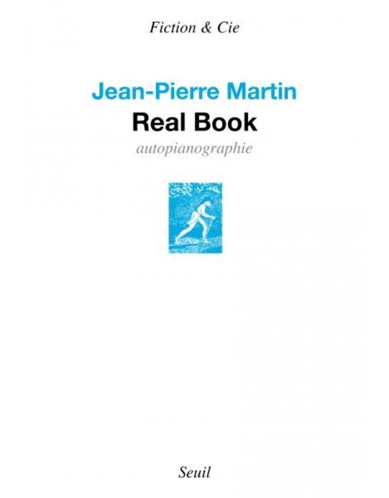 MARTIN Jean-Pierre Real book