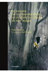 VERHELST Peter De jongen, deneushoornvogel, de olifant, de tijger en het meisje