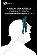 Carta bianca. Un'indagine del commissario De Luca