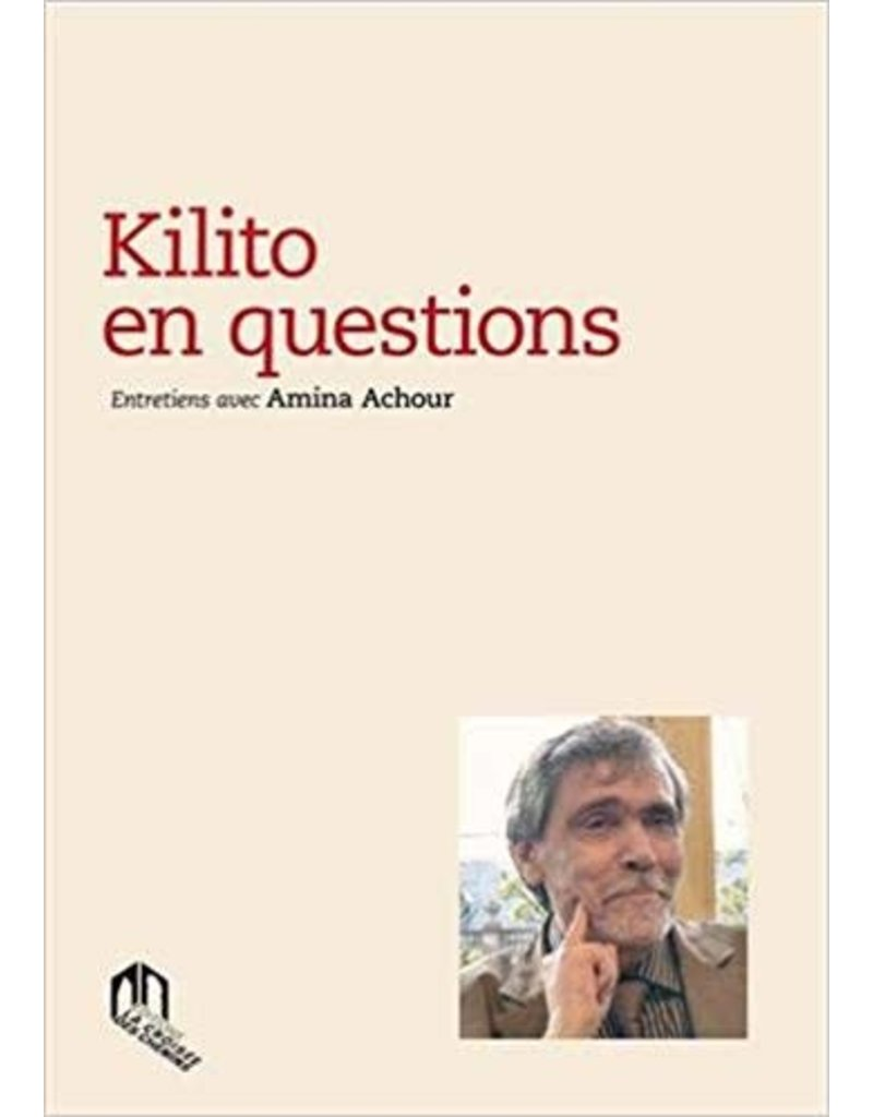 Kilito en questions, entretiens
