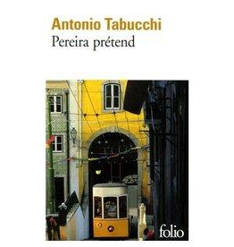 TABUCCHI Antonio Pereira prétend (poche)