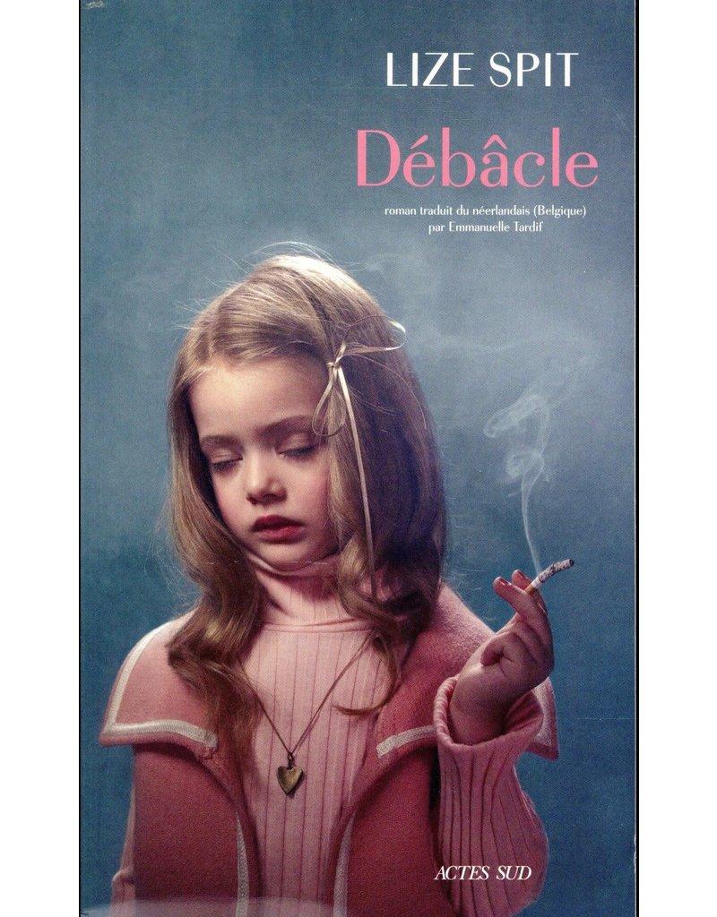 TARDIF Emmanuelle (tr.) Débâcle