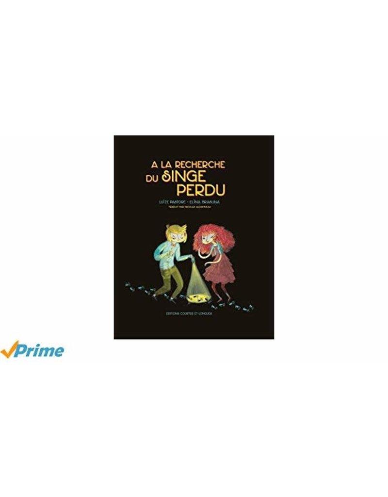 AUZANNEAU Nicolas (tr.) A la recherche du singe perdu