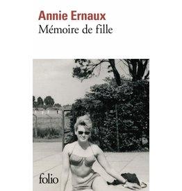 ERNAUX Annie Mémoire de fille