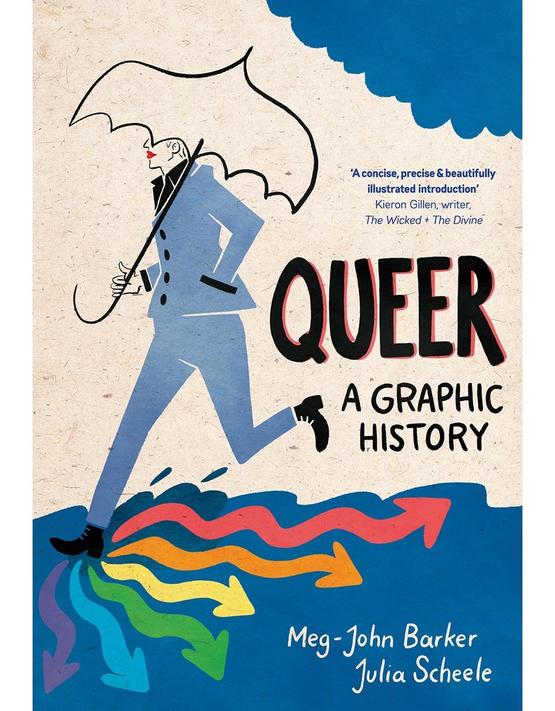 Queer A Graphic History