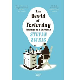 The world of yesterday, Memoirs of a European
