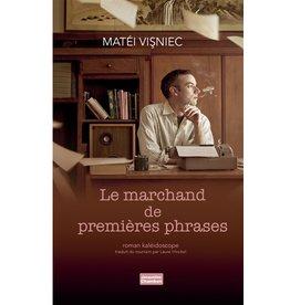 VISNIEC Matei Marchand de premières phrases