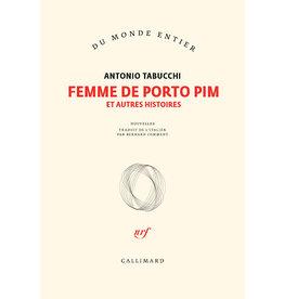 TABUCCHI Antonio Femme de Porto Pim : et autres histoires