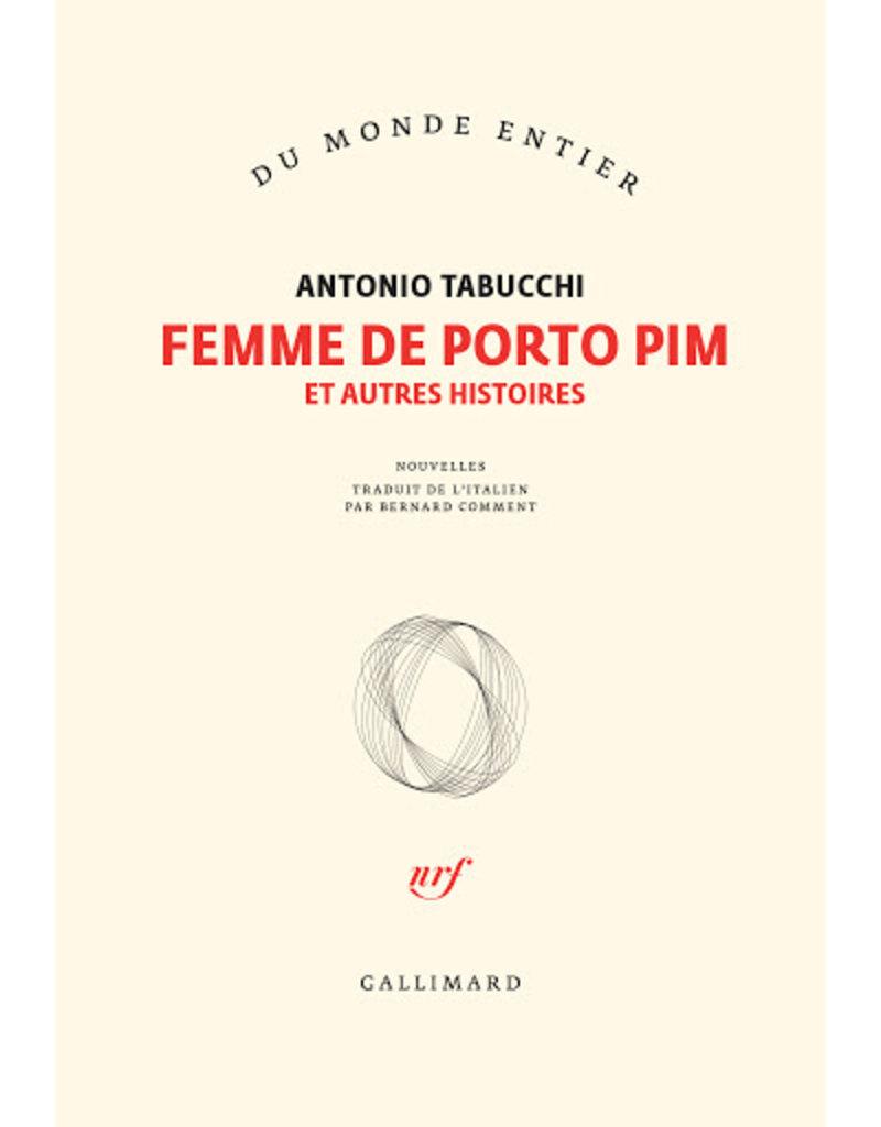 COMMENT Bernard (tr.) Femme de Porto Pim : et autres histoires