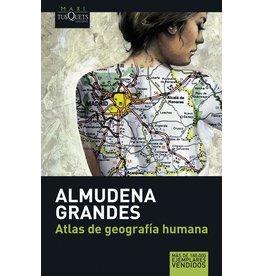 GRANDES Almudena Atlas de geografia humana (bolsillo)