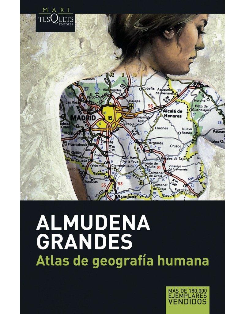 Atlas de geografia humana