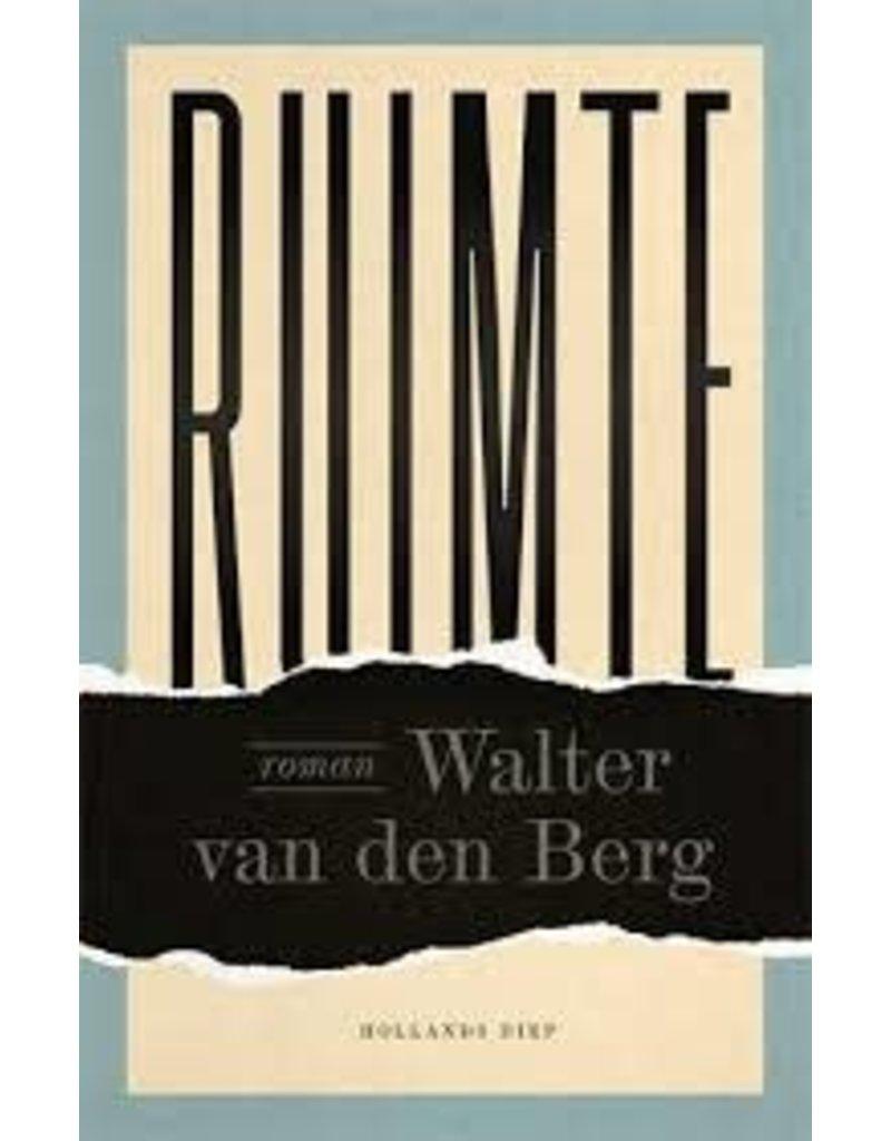 VAN DEN BERG Walter Ruimte