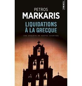 VOLKOVITCH Michel (tr.) Liquidations à la grecque (Charitos 2)