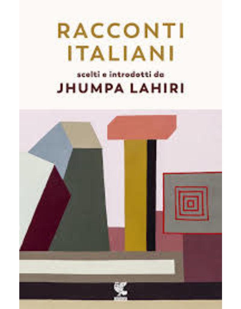 Racconti italiani (scelti e introdotti da Jhumpa Lahiri)