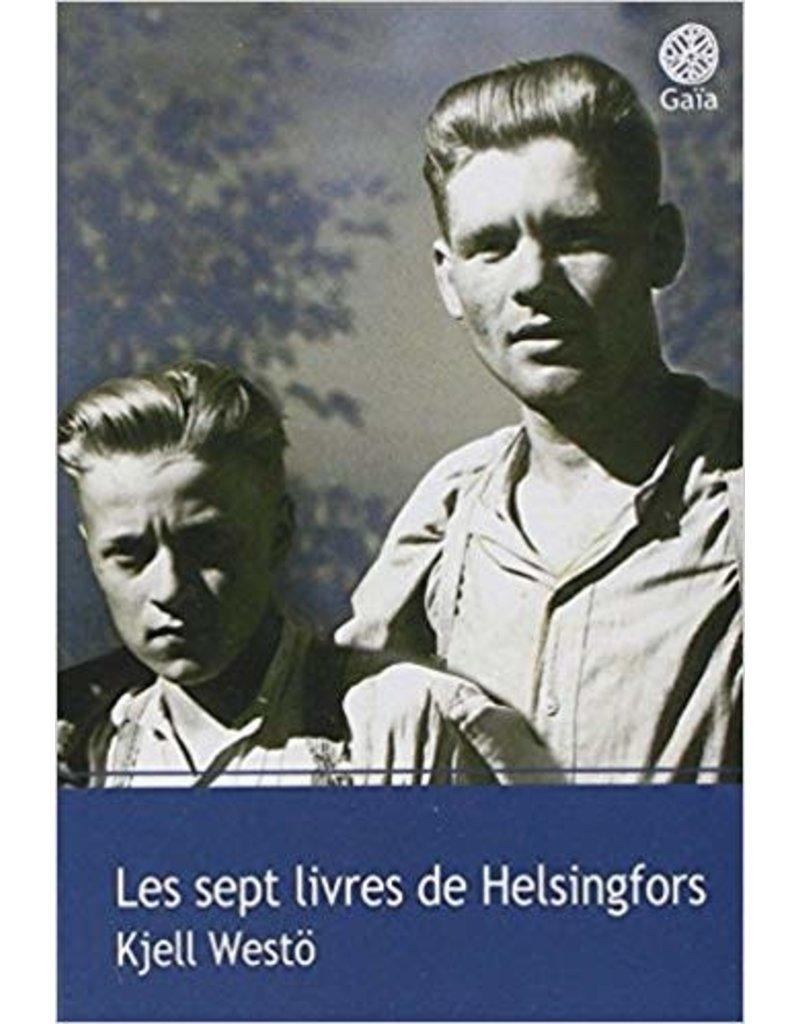 WESTÖ Kjell Les sept livres de Helsingfors