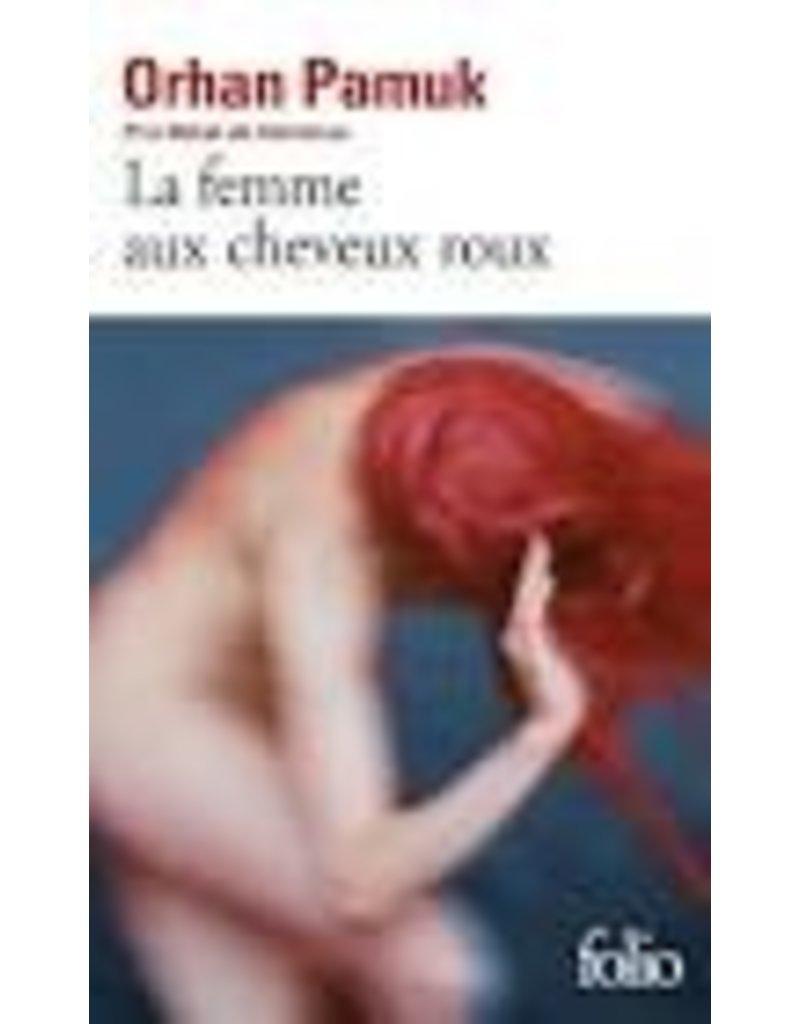 GAY-AKSOY Valérie (tr.) La femme aux cheveux roux (poche)