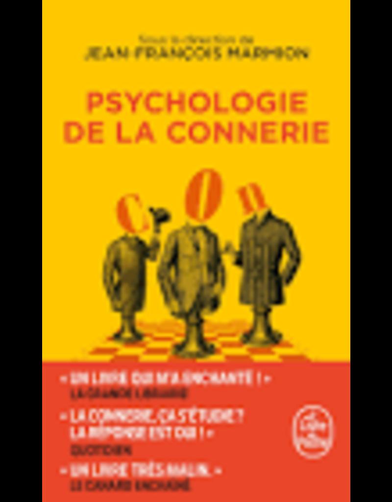 Psychologie de la connerie (poche)