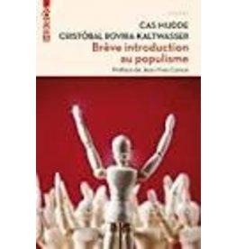 DAUVERGNE Benoîte (tr.) Brève introduction au populisme