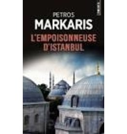 VOLKOVITCH Michel (tr.) L'empoisonneuse d'Istanbul (Charitos 1)