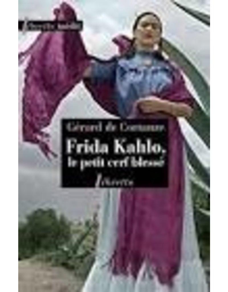 FridaKhalo, le petit cerf blessé