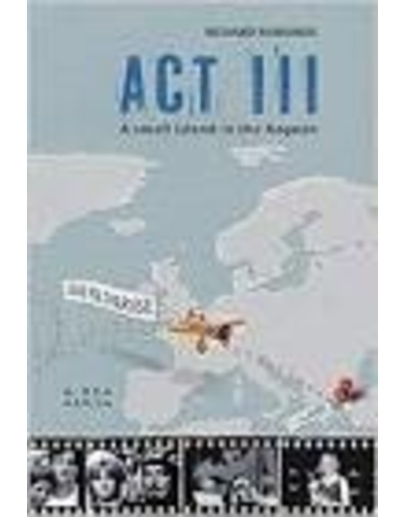 Act III. A small island in the Agean