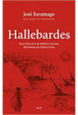 LEIBRICH Geneviève (tr.) Hallebardes