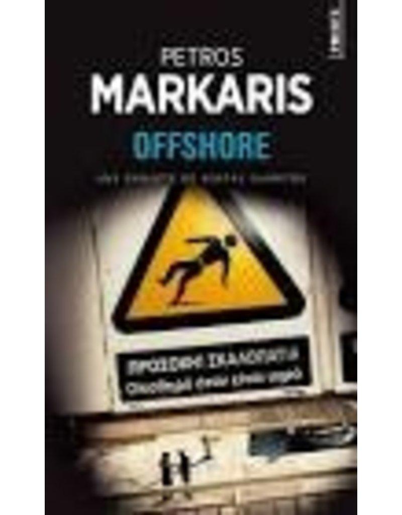 VOLKOVITCH Michel (tr.) Offshore (Charitos 6)