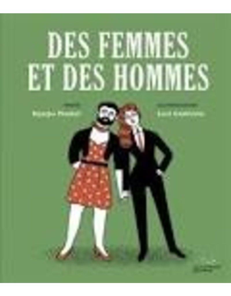 Des femmes et des hommes