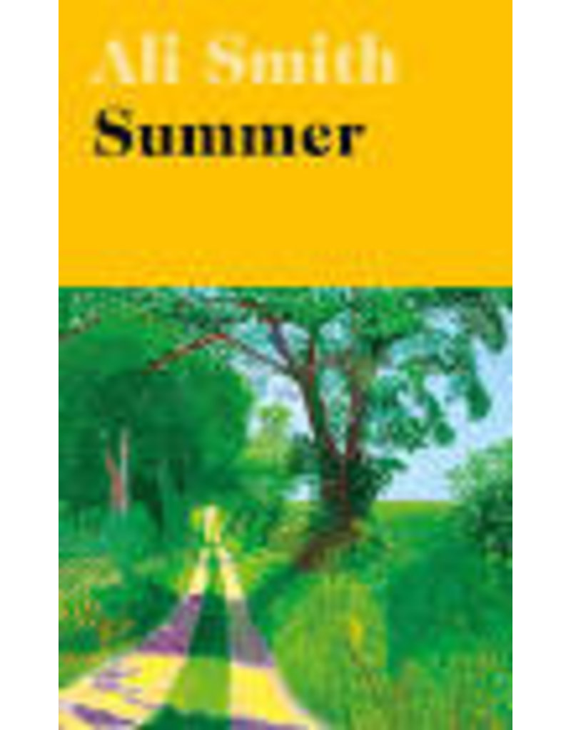 Summer (Ali Smith's Seasonal Quartet)
