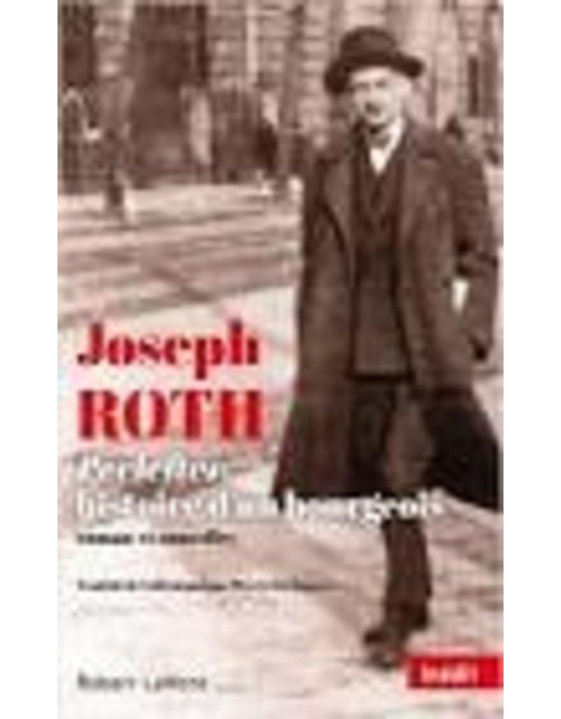 ROTH Joseph Perlefter, histoire d'un bourgeois
