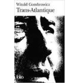 GOMBROWICZ Witold Trans-atlantique