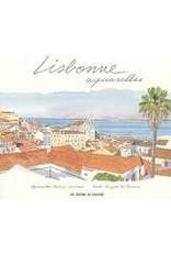 NEDELLEC Dominique (tr.) Lisbonne Aquarelles