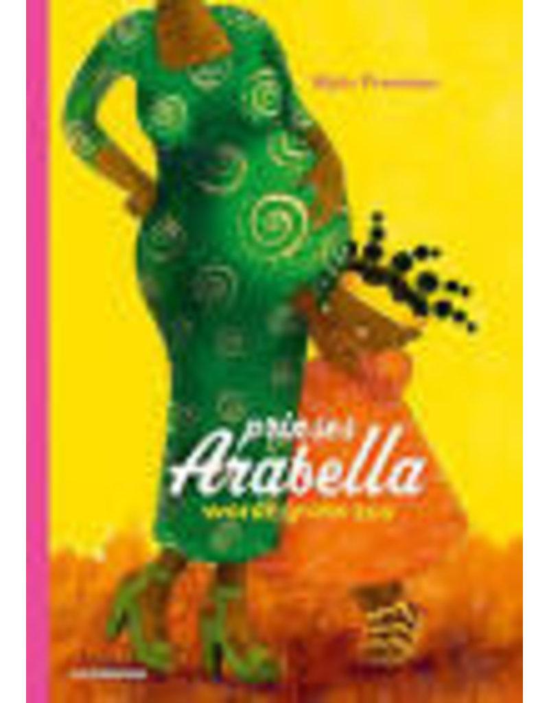 Prinses Arabella wordt grote zus
