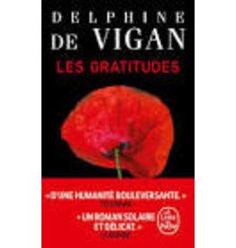 DE VIGAN Delphine Les gratitudes (poche)