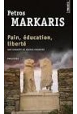 VOLKOVITCH Michel (tr.) Pain, Education, Liberté (Charitos 3)