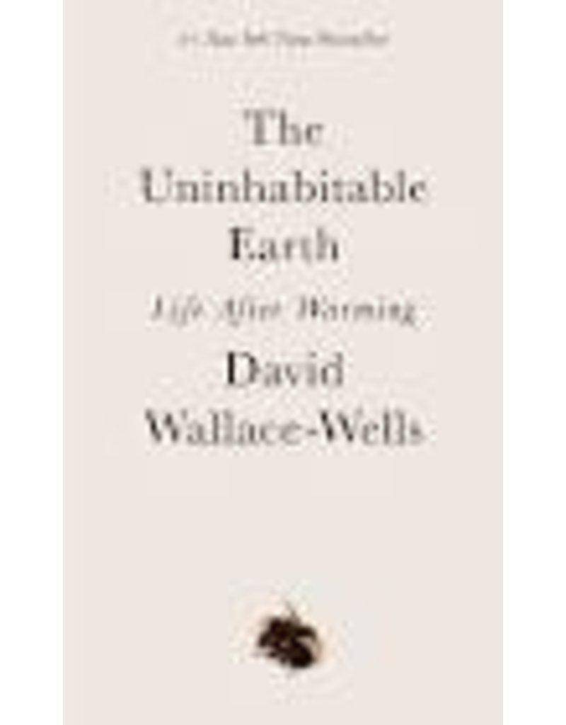 WALLACE-WELLS David The uninhabitable earth