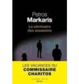 VOLKOVITCH Michel (tr.) Le séminaire des assassins (Charitos 7)