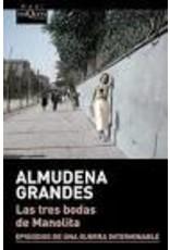 GRANDES Almudena Las tres bodas de Manolita