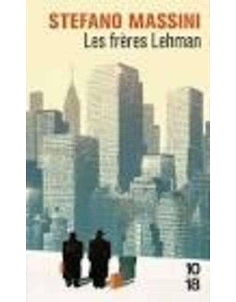 BAUER Nathalie (tr.) Les frères Lehman