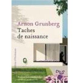 VAN WERSCH-COT Olivier (tr.) Tâches de naissance