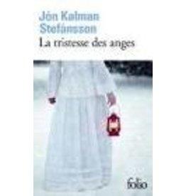 BOURY Eric (tr.) La tristesse des anges