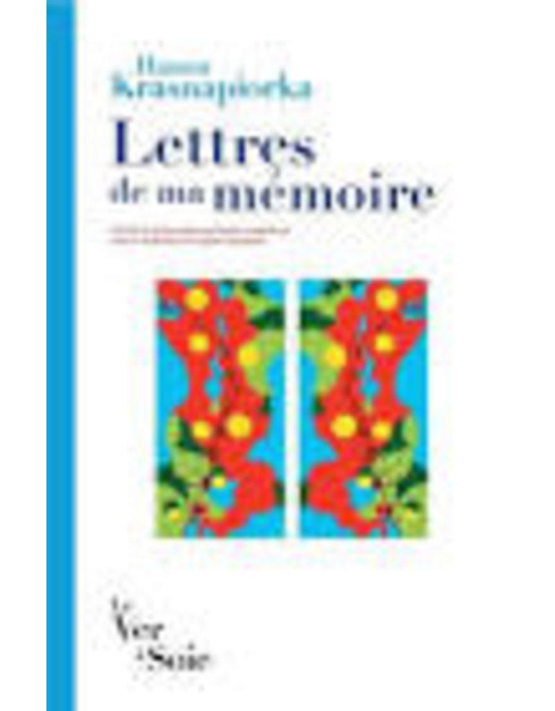 Lettres de ma memoire